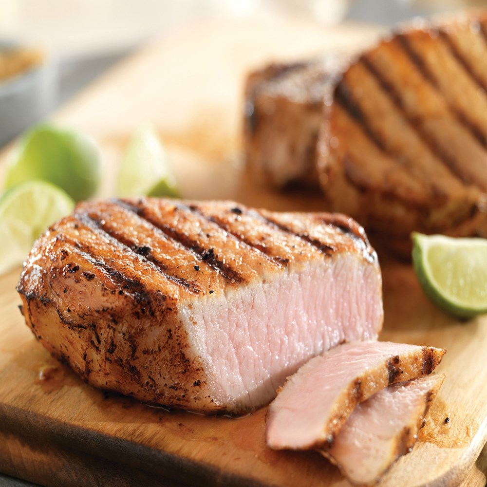 How To Grill Perfect Pork Chops
