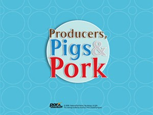 Producers, Pigs and Pork - Story Book