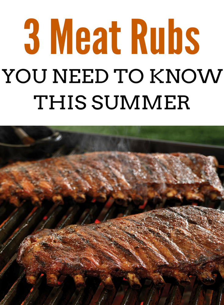 3 Meat Rubs You Will Love